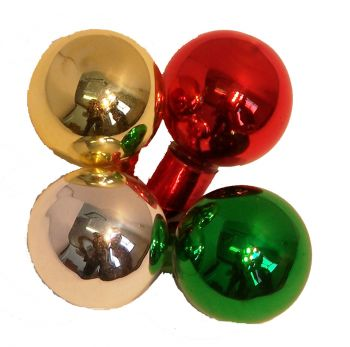 25 mm Glass Balls - Assorted