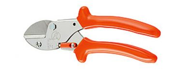Small Anvil Pruner w/curved handle
