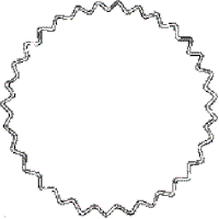 "WCR08 - 8"" Crimped Ring"