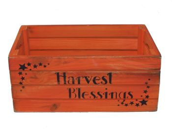 Harvest Blessings Crate