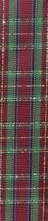 RPWD92 Ribbon Windsor Plaid  #9 x 25 yds.
