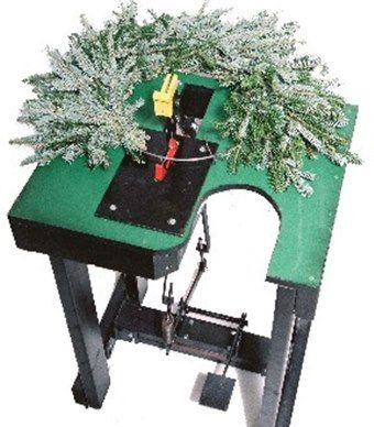 SWMT20  WreathMaster with table