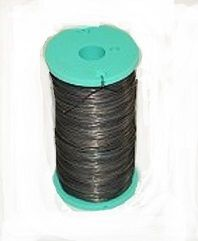 WWA241 - 24 Gauge BLACK 1 lb Spool Wire