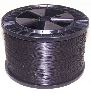 WWA265 - 26 Gauge 5 lb Black Spool Wire