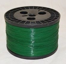 WWG245 -  24 Gauge 5 lb Spool Green Painted