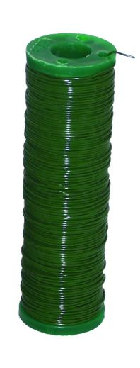 WWG22  -   22 Gauge 1/2 lb Green Spool Wire